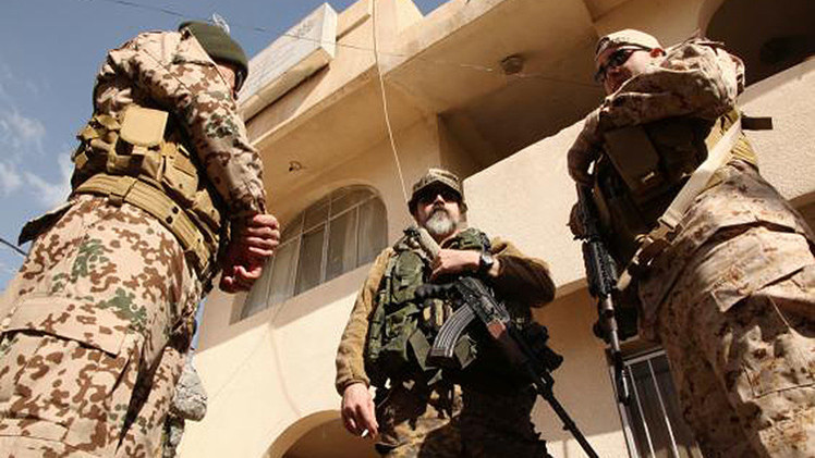 'Cruzados' del siglo XXI: Occidentales se unen para luchar contra el Estado Islámico