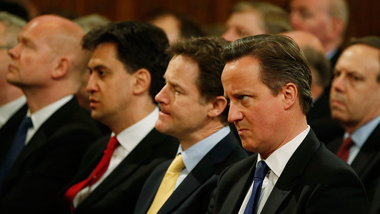 """Exdirector de comunicación de Tony Blair: """"Los políticos necesitan ayuda psiquiátrica"""""""