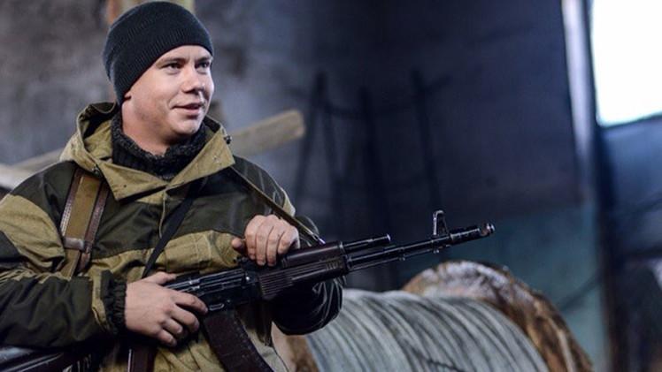 """Diarios de un autodefensa del este de Ucrania: """"Todos fueron asesinados con las manos atadas"""""""
