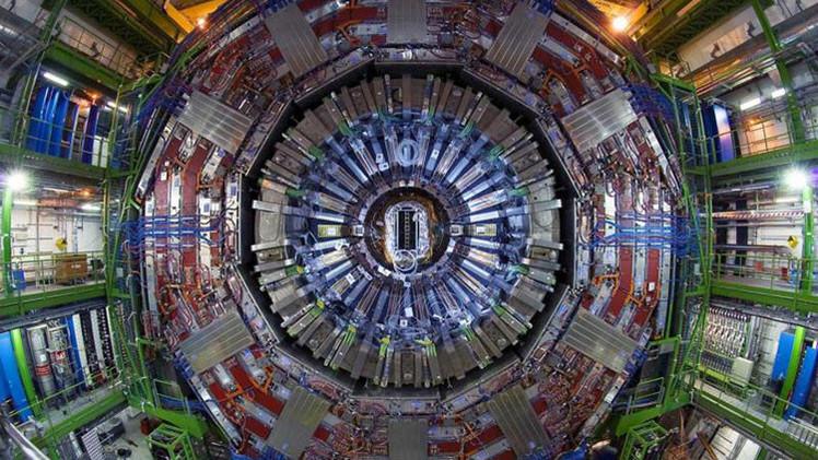 Científicos reinician el Colisionador de Hadrones para resolver el misterio de la materia oscura