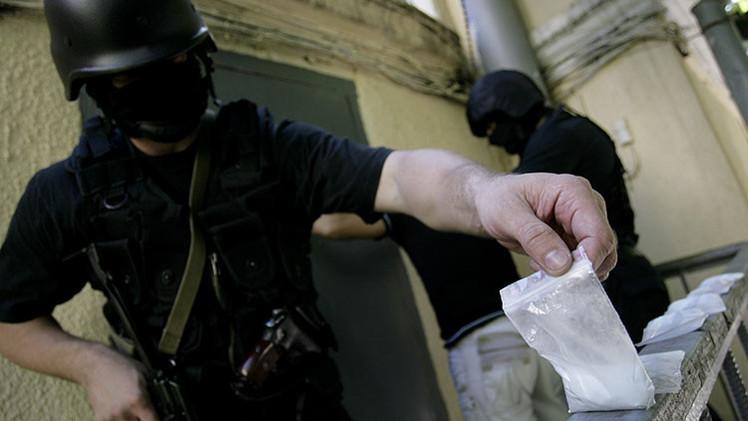 Rusia y Brasil desarticulan una red de narcotraficantes en una gran operación