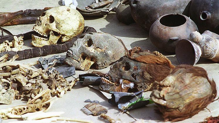 Perú: Averiguan a partir de momias la dieta de indígenas de hace 2.000 años