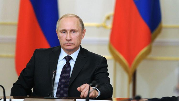 "Putin sobre la entrega de armas a Ucrania por Occidente: ""Ya se están suministrando"""