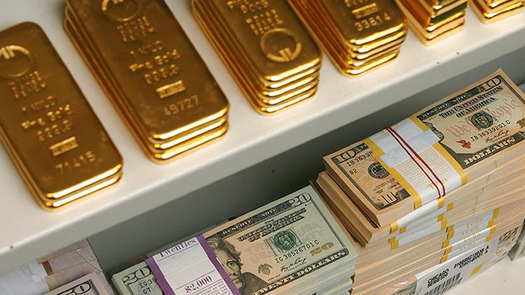 Oro o tungsteno dorado: ¿Qué reservas tiene EE.UU. en sus bóvedas?