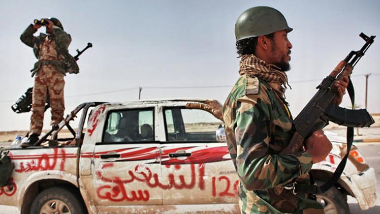 Egipto insta al Consejo de Seguridad de la ONU a introducir un bloqueo naval en Libia