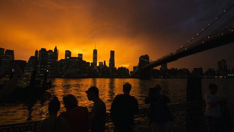 'El día de mañana': Nueva York se enfrenta a una terrible amenaza