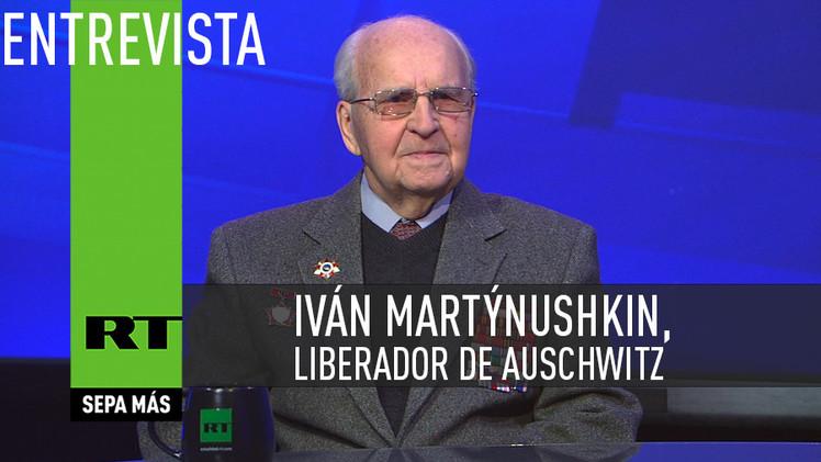 """Liberador de Auschwitz: """"Los del Ejército Rojo no son los ucranianos que ahora matan en Donbass"""""""