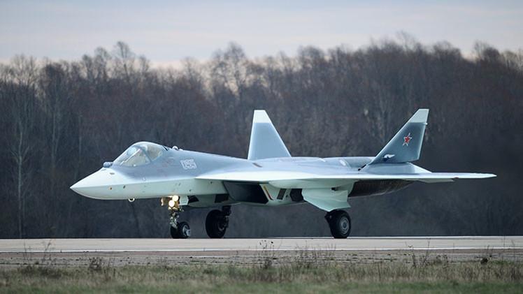 Rusia y la India crearán un caza biplaza polivalente de quinta generación