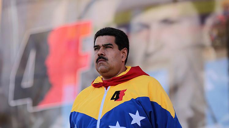 """Maduro: """"Madrid, Bogotá y Miami conspiran contra Venezuela"""""""