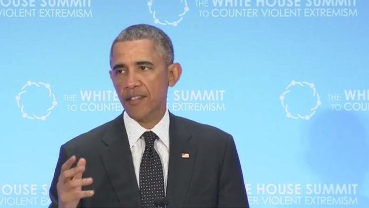 """Experto: """"El discurso de Obama en la cumbre de seguridad fue un espectáculo engañoso"""""""