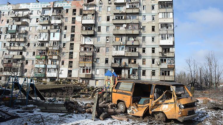 """Director del control antidrogas ruso: """"Ucrania se ha convertido en el territorio del narcotráfico"""""""