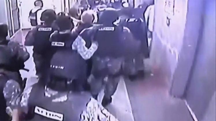 Video: Así fue el arresto del alcalde de Caracas por vinculación con golpistas