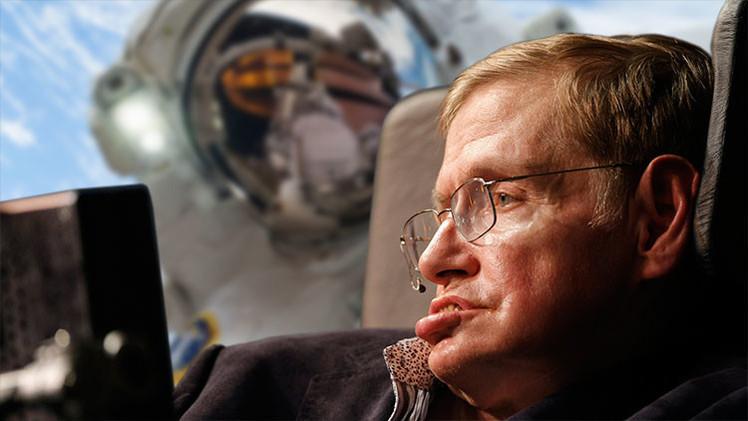 """Hawking: """"La colonización de planetas puede salvar la humanidad"""""""