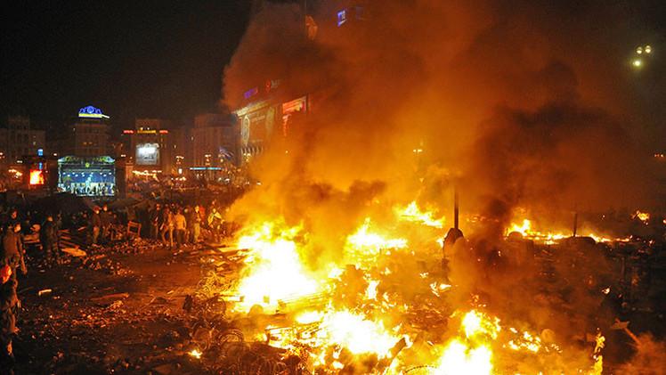 """Exprimer ministro ucraniano: """"En Ucrania puede haber un nuevo golpe de Estado"""""""