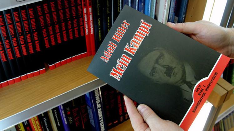 Alemania publicará 'Mein Kampf' de Hitler por primera vez desde la Segunda Guerra Mundial