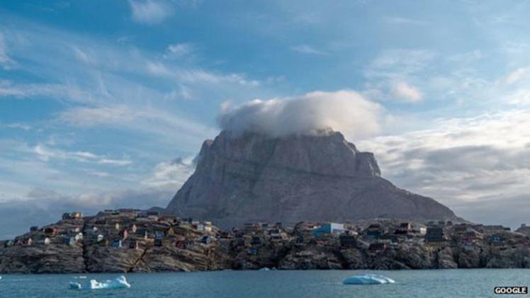 Google Street llega a Groenlandia: impresionantes fotos de glaciares, fiordos y ruinas vikingas