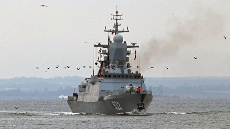 Rusia desarrolla un destructor de propulsión nuclear superavanzado