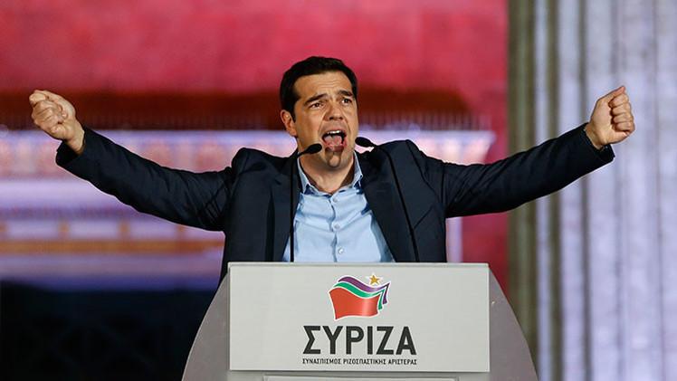 """Tsipras: """"El nuevo acuerdo con la eurozona anula los compromisos de austeridad"""""""