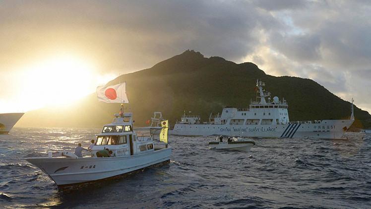 ¿Cuál es mejor estrategia de Japón para oponerse a China en el mar?