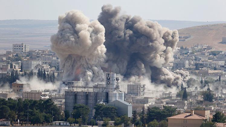"""EE.UU. está """"entrando sigilosamente"""" en una guerra total contra Siria"""