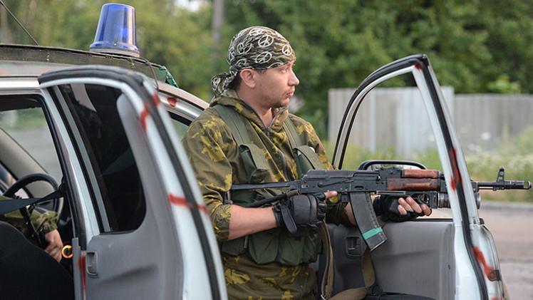 Las autodefensas y el Ejército ucraniano intercambian prisioneros