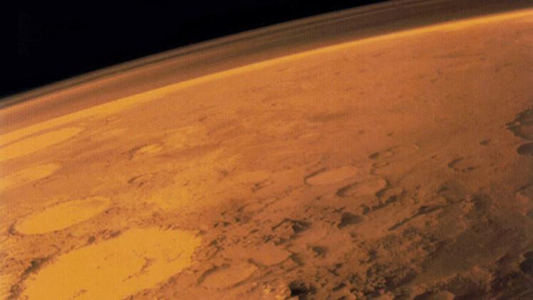 """Candidata a viajar al planeta rojo a RT: """"Sería increíble dar a luz en Marte"""""""