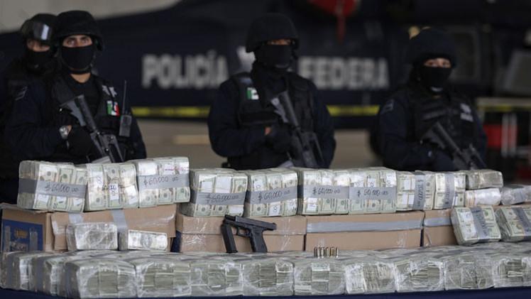 Revelan códigos secretos que usan los carteles de México