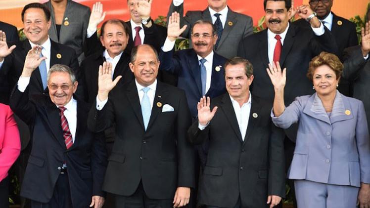 """""""América Latina se une contra EE.UU. para defender a Venezuela"""""""