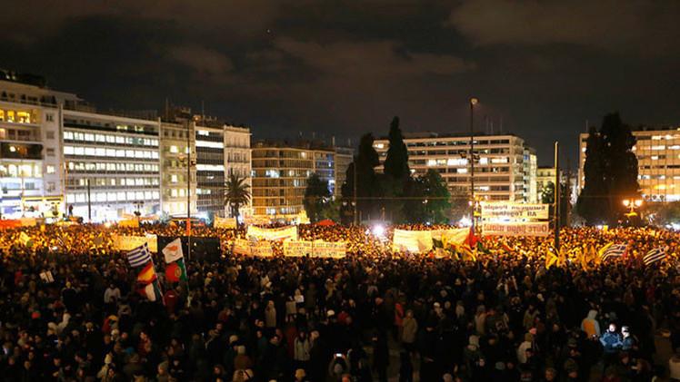 """Ministro griego a RT: """"Acuerdo de rescate no detendrá a Syriza en la reducción de la austeridad"""""""