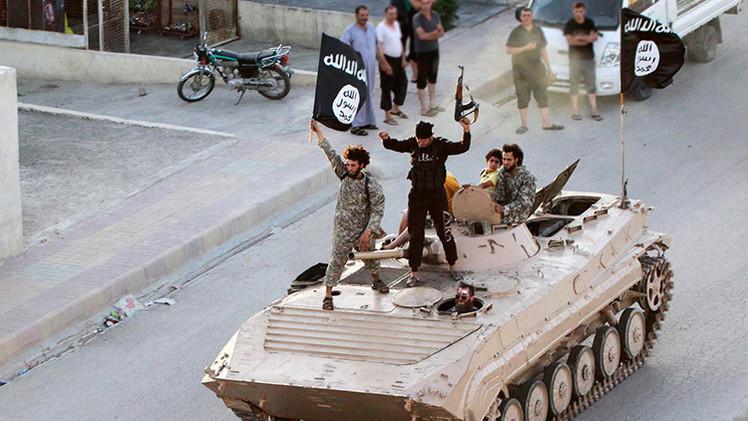 Donaciones provenientes del Golfo ayudan a financiar a 100.000 milicianos del EI
