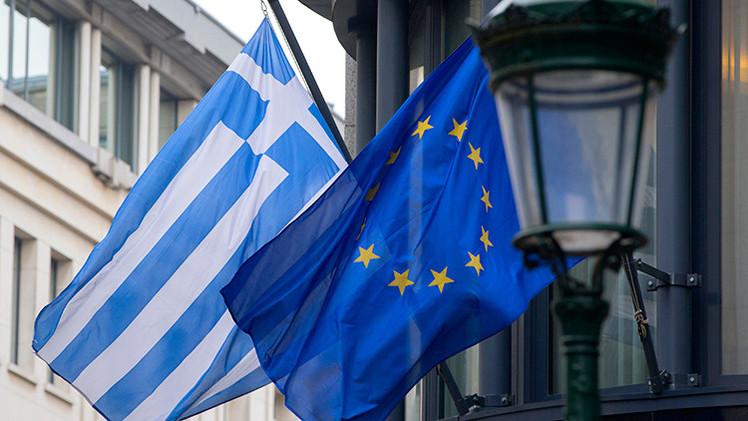 Medio alemán: En caso de salir de la zona euro, Grecia se aliará con Rusia