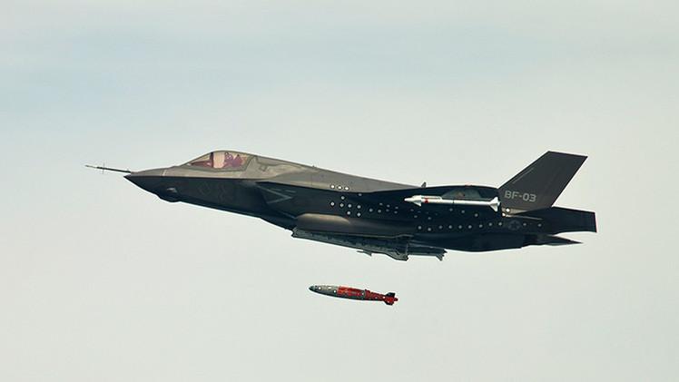 EE.UU. suministra a Israel 14 aviones de combate F-35