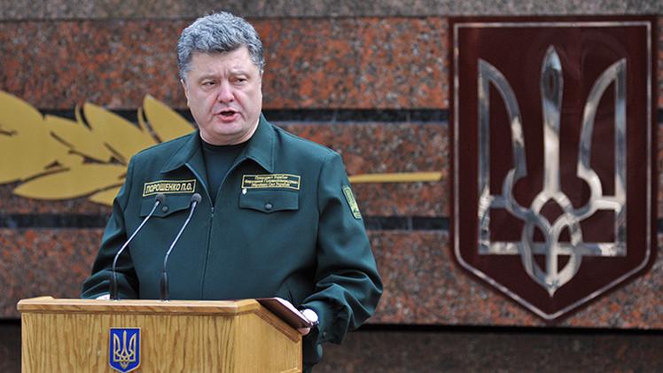 """'Die Zeit': """"Poroshenko es un hombre que no cumple las promesas"""""""