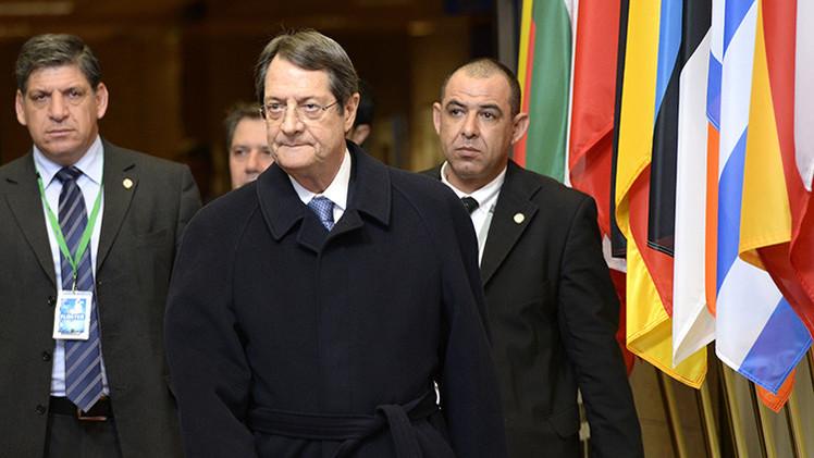 Presidente de Chipre: Las sanciones contra Rusia crean problemas a toda Europa