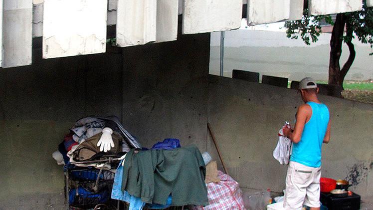 España: Desahucian por error a una familia trabajadora con dos hijos