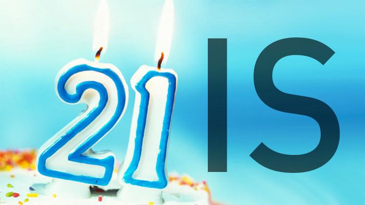 Confunden globos de cumpleaños con las iniciales del Estado Islámico