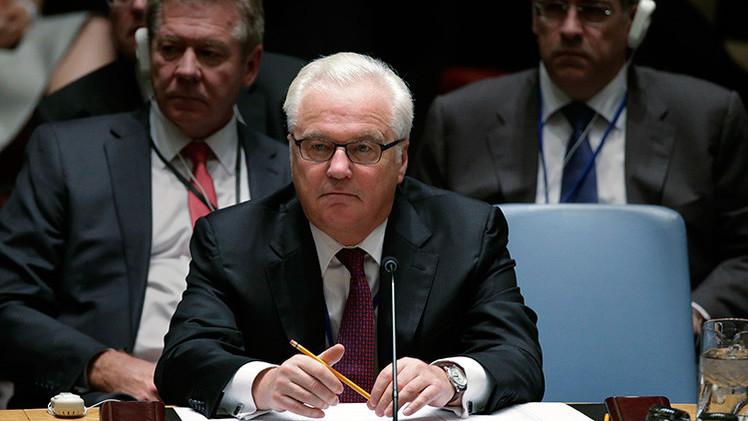 """Rusia: En la crisis ucraniana EE.UU. juega un papel """"extremadamente destructivo"""""""