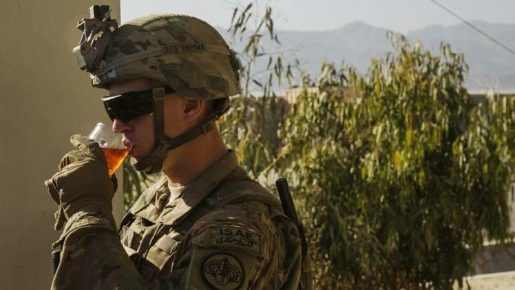 Ejército de EE.UU. no es capaz de participar en dos guerras