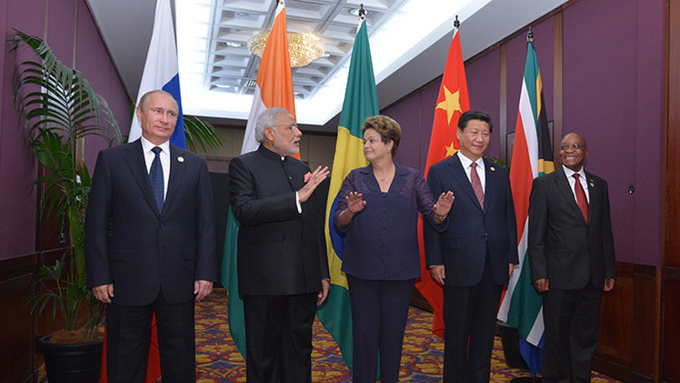 El Parlamento ruso ratifica la creación del Banco de Desarrollo de los BRICS
