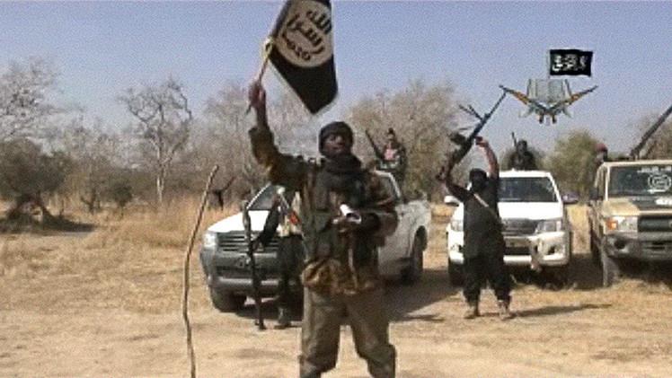 Foto: Los terroristas de Boko Haram se disfrazan de mujer para burlar al Ejército nigeriano