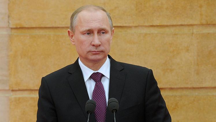 """Putin: """"Rusia ayudará a Chipre a resolver las consecuencias de la crisis de la deuda"""""""