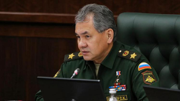 """Shoigú: """"Rusia está dispuesta a defender sus intereses del Ártico con armas"""""""