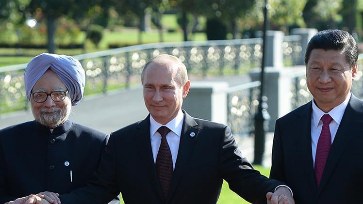 """""""Rusia, China y la India pueden cambiar el statu quo"""""""