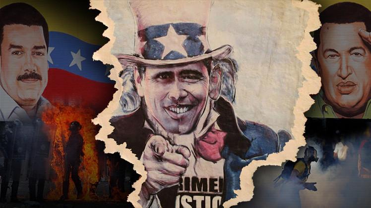 """Eva Golinger: """"Hay un golpe de Estado en Venezuela y tiene el apoyo de EE.UU."""""""
