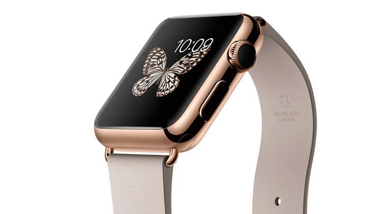 Apple necesitaría un tercio de la producción mundial de oro para su reloj de lujo
