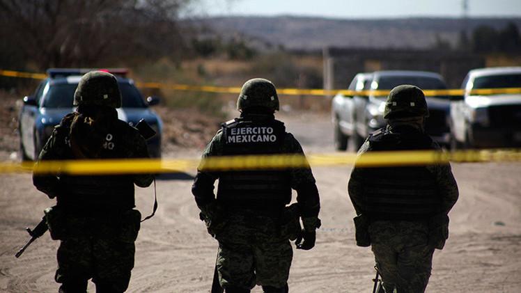 El Ejército de México revela fotos de estudiantes de Ayotzinapa heridos
