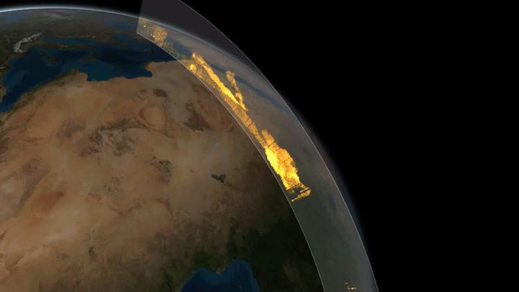 Video: ¿Cómo viaja la arena del Sáhara miles de kilómetros hasta el Amazonas?