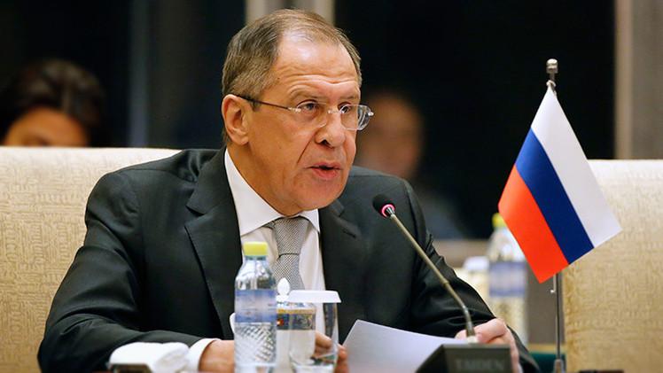 Lavrov: Lo importante para Moscú no es satisfacer a Occidente sino la paz en Ucrania