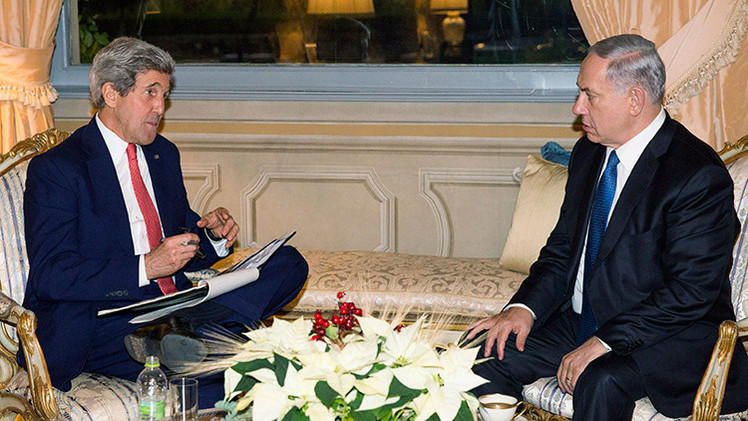 Kerry recuerda que Netanyahu le aconsejó invadir Irak