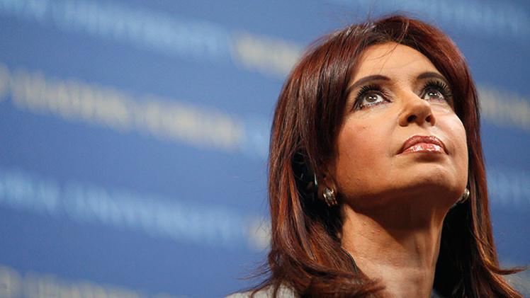 Argentina: El juez Rafecas desestima la imputación de Cristina Kirchner